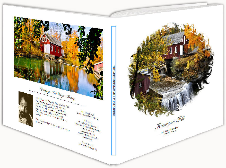 Morningstar Mill Photo Book