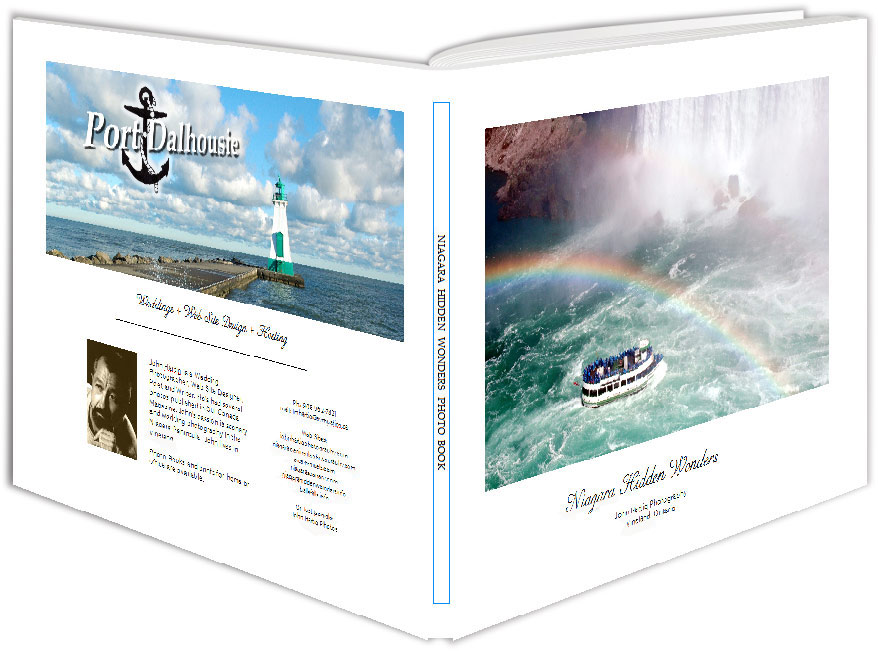 Niagara Hidden Wonders Photo Book